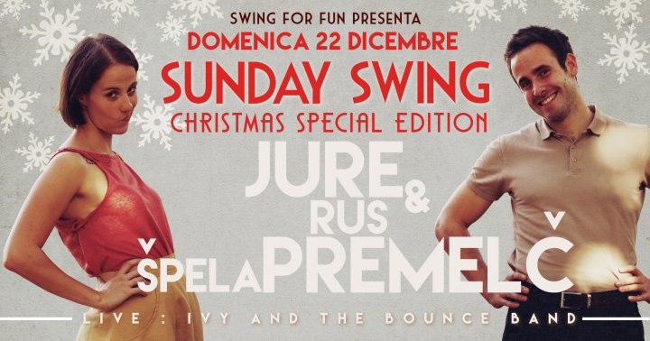 Sunday Swing Vol 2 - Christmas Party!
