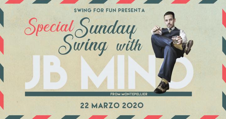 Special Sunday Swing con JB MINO