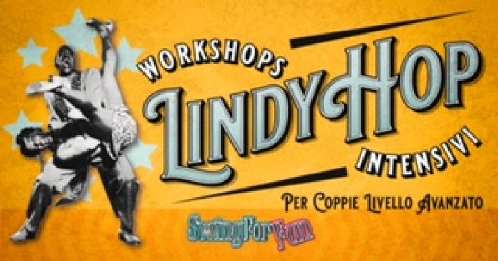Lezioni Lindy Hop Intensive Liv.Avanzato